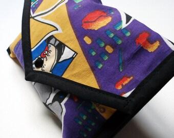 Batman Pouch - MADE TO ORDER - Kezbirdie