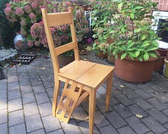 Stair chair, Ladder chair