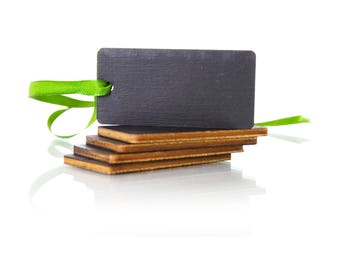 Re-usable Gift Tags - Chalkboard Tags