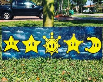 Mario Star Evolution