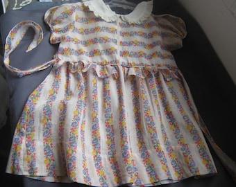 Vintage Child's Dress.