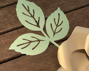 extra paper flower leaves AS ADD ON only/Baby shower/Bridal shower/Wedding favours/Thank you gifts/Sweet table decor