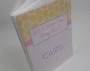 Grandmas brag book , 4x6 or 5x7 picture 055