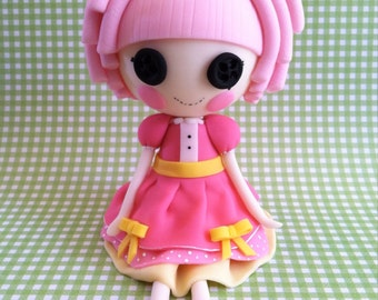 Lalaloopsy cake topper