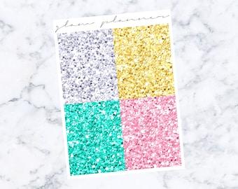 Fineapple Glitter Headers