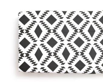 Changing Pad Cover Black Diamond Fall. Change Pad. Changing Pad. Black and White Changing Pad Cover.