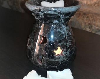 Burns perfume for melting wax, fragrance
