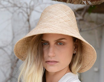 Straw hat for women, Wide Brim Straw Hat , Womens Straw Hat , Natural straw hat for women , Sun hat, Summer hat