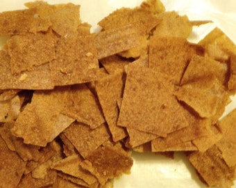 Apple Banana Fruit Leather Bites - 2 oz. - GREAT for you AND your dog