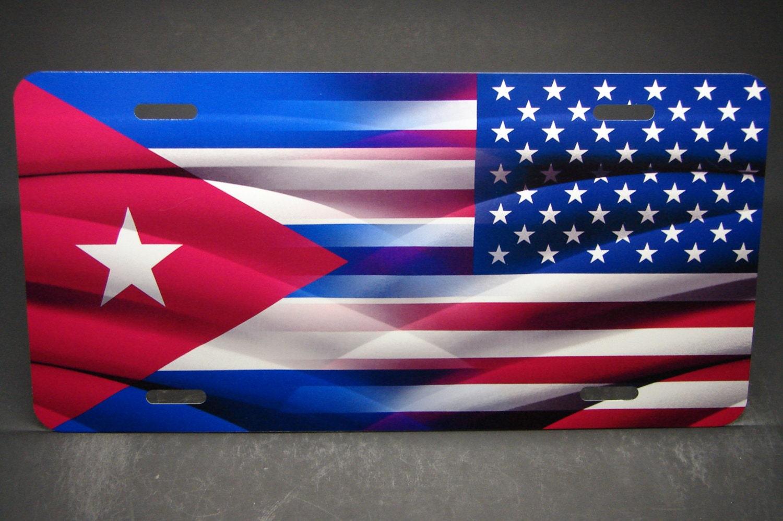 KUBANISCHE Flagge Metall Kfz-Kennzeichen für Autos Made in USA