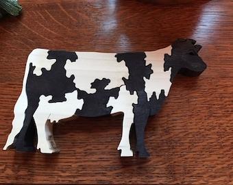 Puzzle - Cow