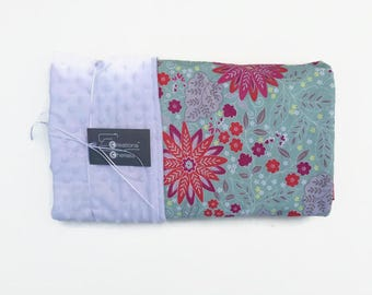 Summer Time Floral Baby/Toddler Blanket
