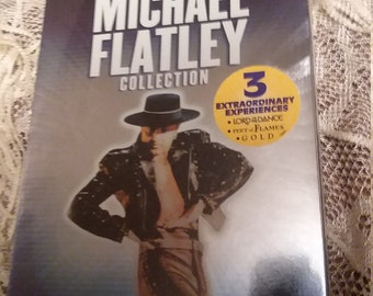 The MICHAEL FLATLEY COLLECTION 10th Anniversary Edition