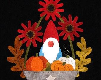 Harvest Gnome - Pattern & Kit