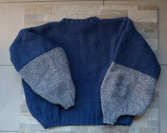 Cozy wool sweater
