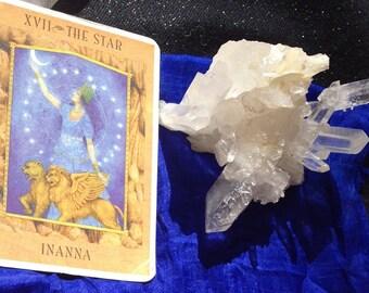 The Goddess Tarot - one tarot card reading
