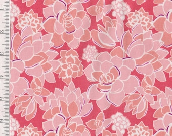 Canyon - Per Yd  - MODA - Kate Spain - Coral Floral