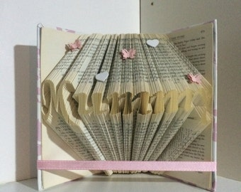 Chancery Alphabet - Words/Numbers Book Fold