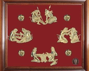 Souvenir 'Scythian gold'