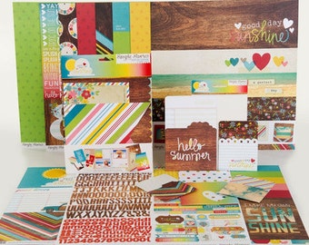 Simple Stories Good Day Sunshine Collection Kit