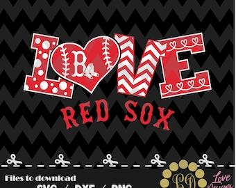 Boston Red Sox svg,png,dxf,cricut,silhouette,jersey,shirt,proud,birthday,invitation,sports,cut,girl,love,softball,2018 new,decal,bear,svg