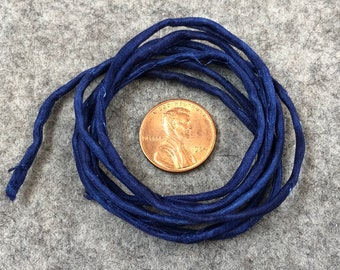 Hand-Dyed Silk 2mm Cord #15