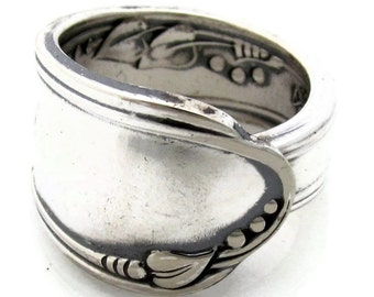 Spoon Ring Heather
