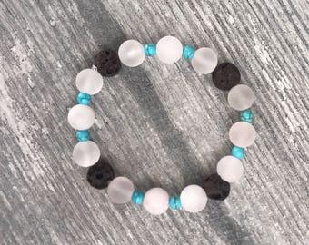 Lava bead