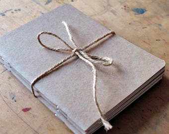 Mini Eco Sketch Books