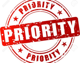 Add Priority Creation & Shipping