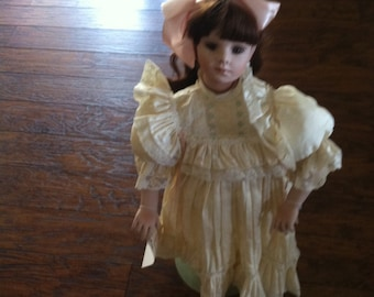 Limited Edition Martina Doll made by the Great American Doll Company