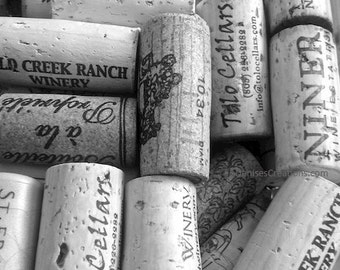 Corks - Fine Art Print by Denise's Creations