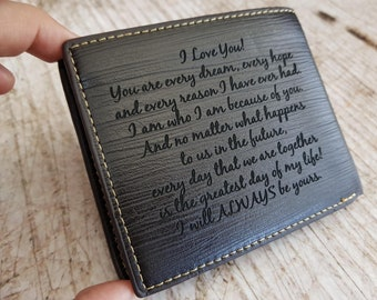 gift for men, anniversary gifts for men, mens gift, groomsmen gifts, leather gift, personalized leather gifts, mens wallet, valentines day