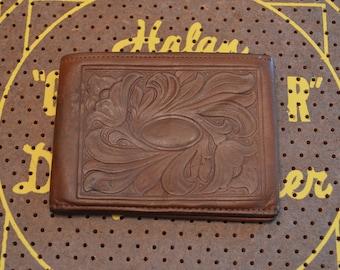Brown Amity Cowhide Wallet