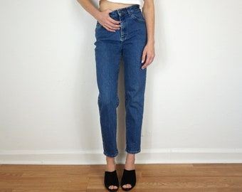 RIDERS by LEE JEANS Size 26 | Vintage High Waisted Jeans Size 2 | Vintage Lee Jeans | Vintage Mom Jeans Size 26 | 90s Jeans Size 2