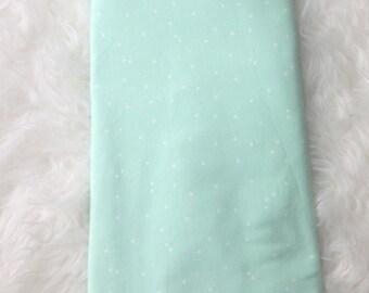 Mint swaddle blanket, Infant swaddle blanket, MInt baby blanket, Mint baby, Swaddle, Baby Blanket, Infant swaddle blanket