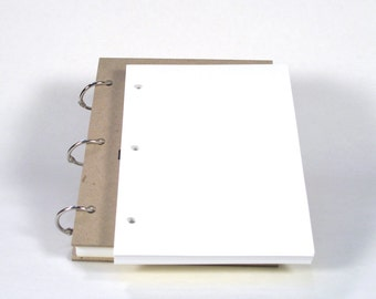 5x7in Extra Fill Paper for Recipe Book - 100 sheets