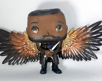 Supernatural AU Archangel Michael