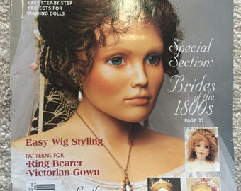 Doll Crafter magazine; June 1998 issue