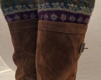 Warm & Cozy Boot Cuffs