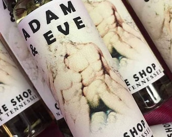 Adam and Eve oil scent - hoodoo - witchcraft - pagan