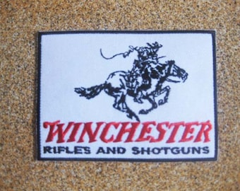 Winchester Rifles Patch Badge