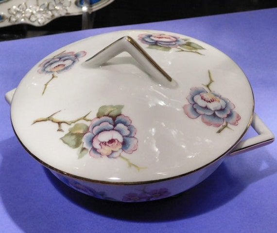 Vintage Limoges Individual French Soup Tureen