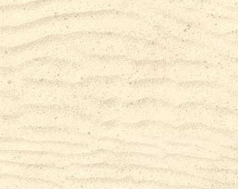 Beach/Sand Dunes - Nautical/Ocean/Summer/Shore Themed - Quilting Cotton [[by the half yard]]