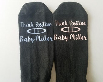 Think Positive Socks