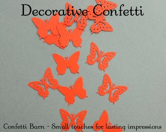 Butterfly Decorative Party Confetti, Birthday Confetti, Spring Party Decor, Wedding Confetti, Party Table Embellishments
