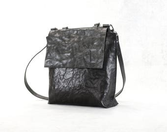 PORTEL  Black shoulder bag