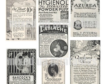 Mixed Up Printables - Pampered Edwardians