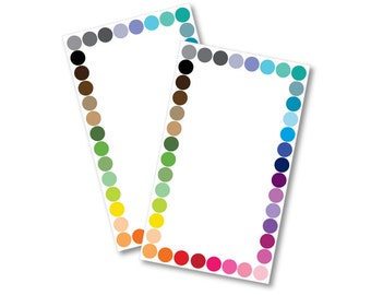 Color Chart - Notepad