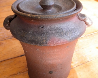 Woodfired Canister